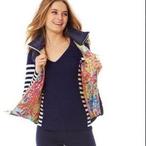 Lilly Pulitzer Allie Packable Puffer Vest